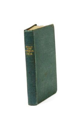 Ross's) Hobart Town Almanack, and Van Diemen's Land Annual for 1836. James ROSS