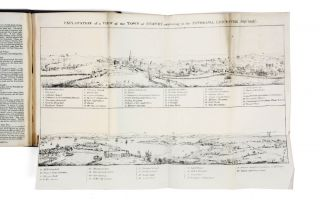 Description of a View of the Town of Sydney, New South Wales; the Harbour of Port Jackson, and surrounding country; now exhibiting in the Panorama, Leicester-Square. Painted by the Proprietor, Robert Burford.