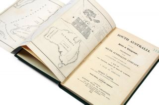 South Australia. Containing Hints to Emigrants; Proceedings of the South Australian Company.