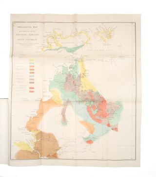 Northern Territory of South Australia, North-western District. Reports (Geological and General) Resulting from the Explorations made by the Government Geologist and Staff during 1905. H. Y. L. BROWN, Robert ETHERIDGE, Herbert BASEDOW.