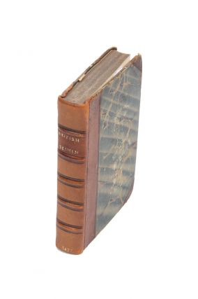 Narrative of the Shipwreck of the Antelope in August 1783; with an account of the Pelew Islands to the Present Time [in] Constable's Miscellany Vol. IV. - Adventures of British Seamen.