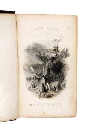 Three years' wanderings of a Connecticut Yankee, in South America, Africa, Australia, and California…