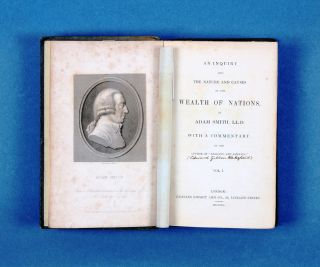 """An Inquiry into the Nature and Causes of the Wealth of Nations …with a commentary by the author of """"England and America""""."""