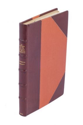 An Account of the Colony of South Australia, prepared for distribution at the International Exhibition of 1862.