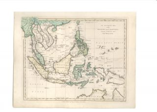 An Accurate Map of the Islands and Channels between China and New Holland. Robert WILKINSON