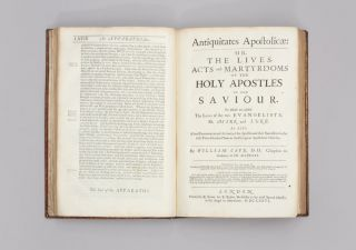 Antiquitates Apostolicae or, the History of the Holy Apostles…