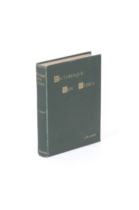 Picturesque New Guinea. With an historical introduction and supplementary chapters on the manners and customs of the Papuans; accompanied with fifty full-page autotype illustrations...