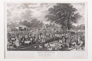 Woburn Sheepshearing. Dedicated by Permission to His Grace the Duke of Bedford. By His Grace's...