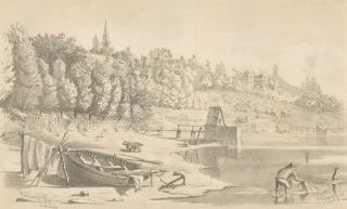 Rushcutters' Bay Low Water. SYDNEY, William Henry RAWORTH