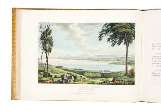 Views in Australia or New South Wales, & Van Diemen's Land Delineated, in Fifty Views, with descriptive Letter Press…