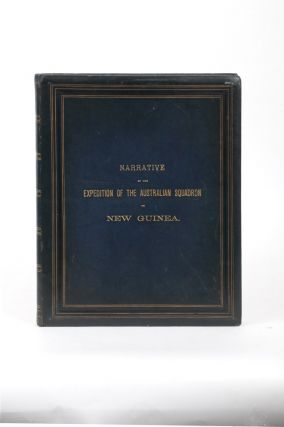 Narrative of the Expedition of the Australian Squadron to the south-east coast of New Guinea, October to December, 1884. With illustrations.