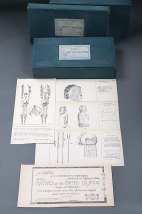 An Album of the Weapons, Tools, Ornaments, Articles of Dress &c of the Natives of the Pacific...