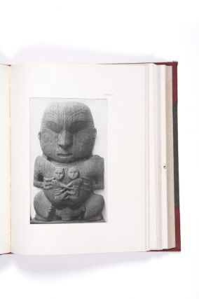 Maori Art: The Art Workmanship of the Maori Race in New Zealand. MAORI, Augustus HAMILTON
