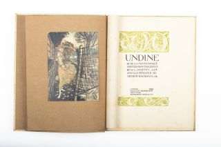 Undine... Adapted from the German by W. L. Courtney