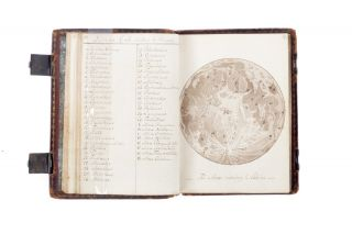 Illustrated astronomy manuscript.