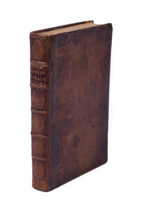 Journal of the Resolution's Voyage, in 1772, 1773, 1774, and 1775. On Discovery to the Southern Hemisphere, by which the Non Existence of an Undiscovered Continent… is demonstratively proved. Also a Journal of the Adventure's Voyage… with an Account of the Separation of the two Ships…